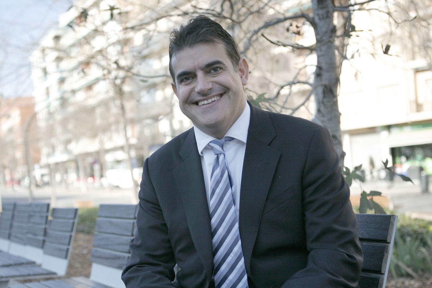 Lluís Fernàndez Alà, precandidat a les eleccions del Barça | @PassioSeny