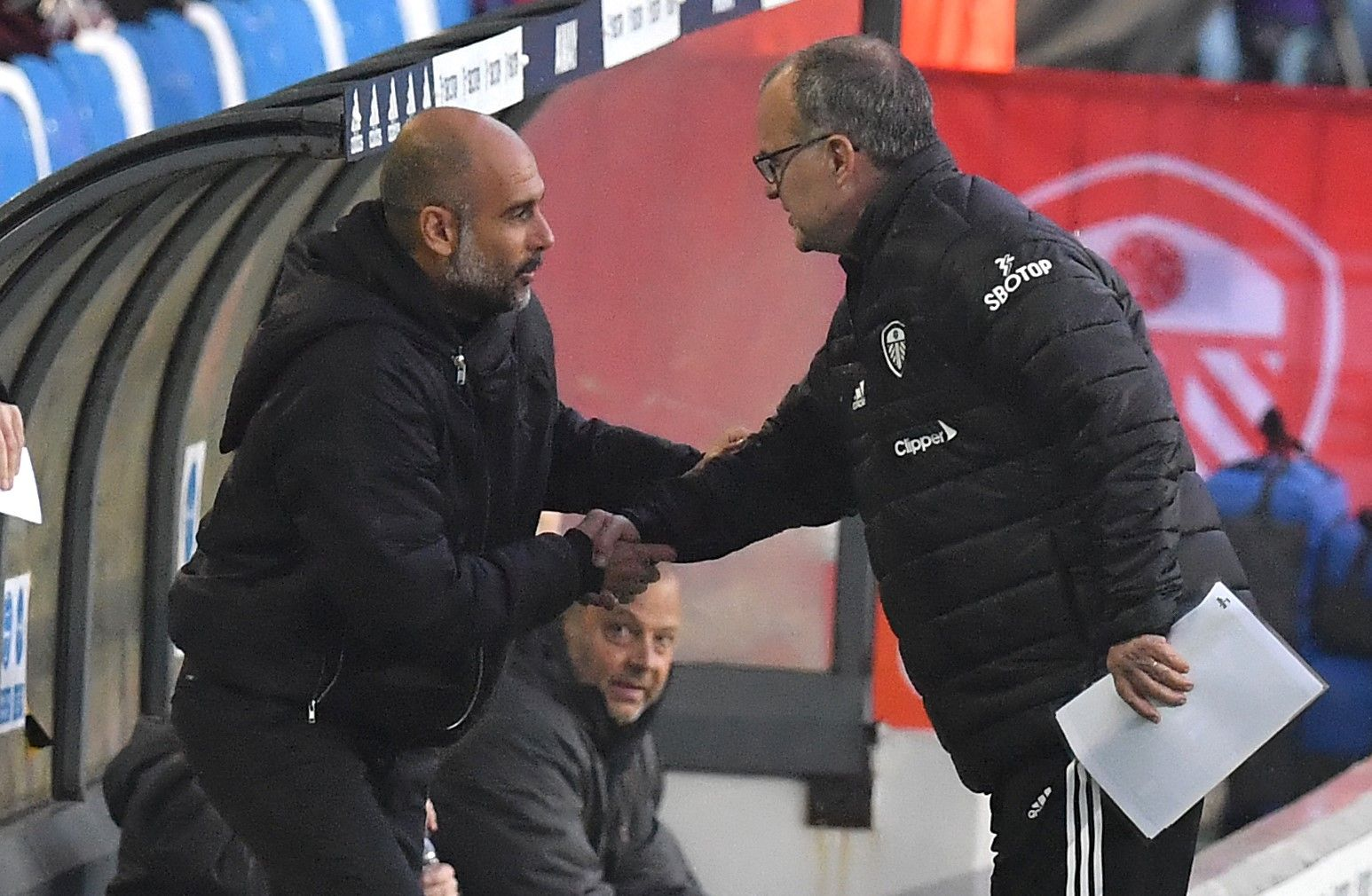 Marcelo Bielsa i Pep Guardiola, amics | Europa Press