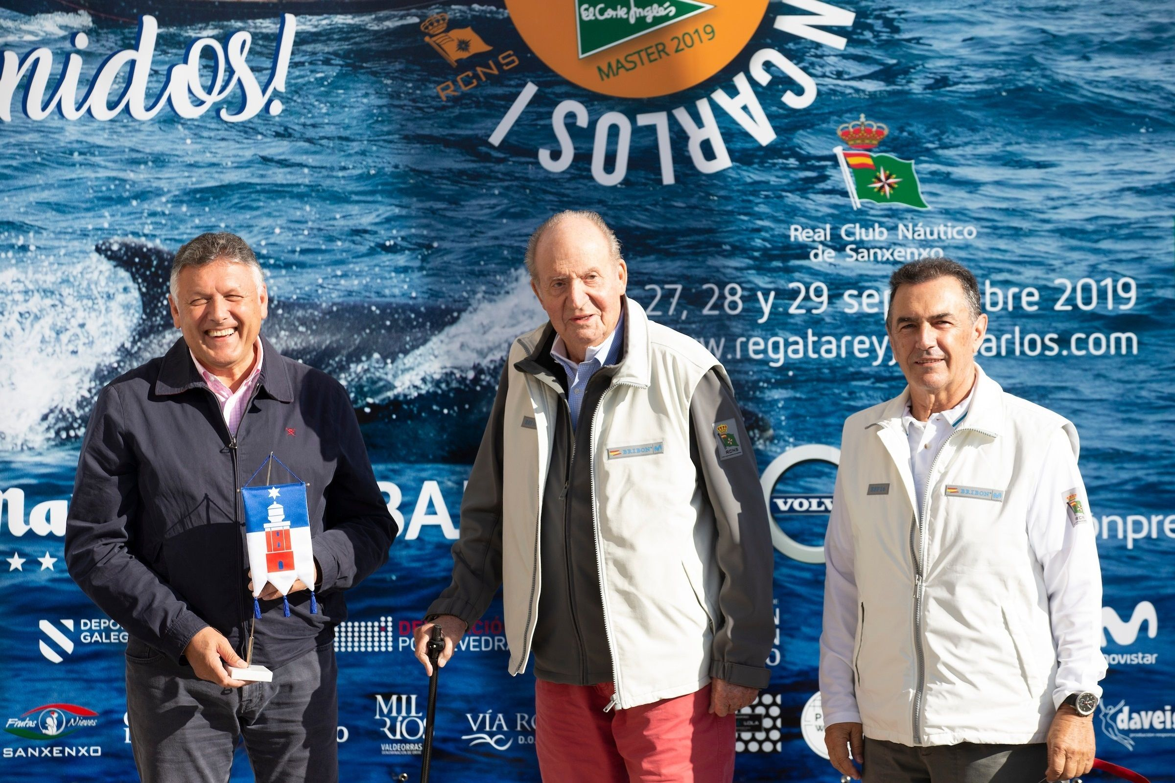 El rei Joan Carles  Europa Press