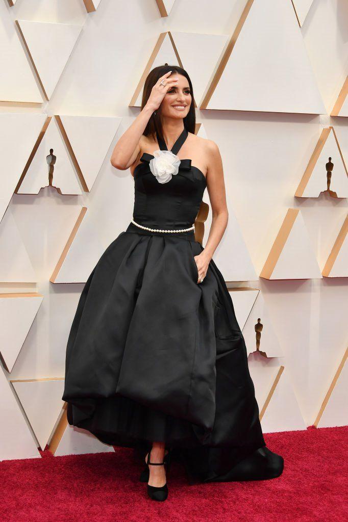 Penélope Cruz a la catifa vermella dels premis Oscar   Europa Press