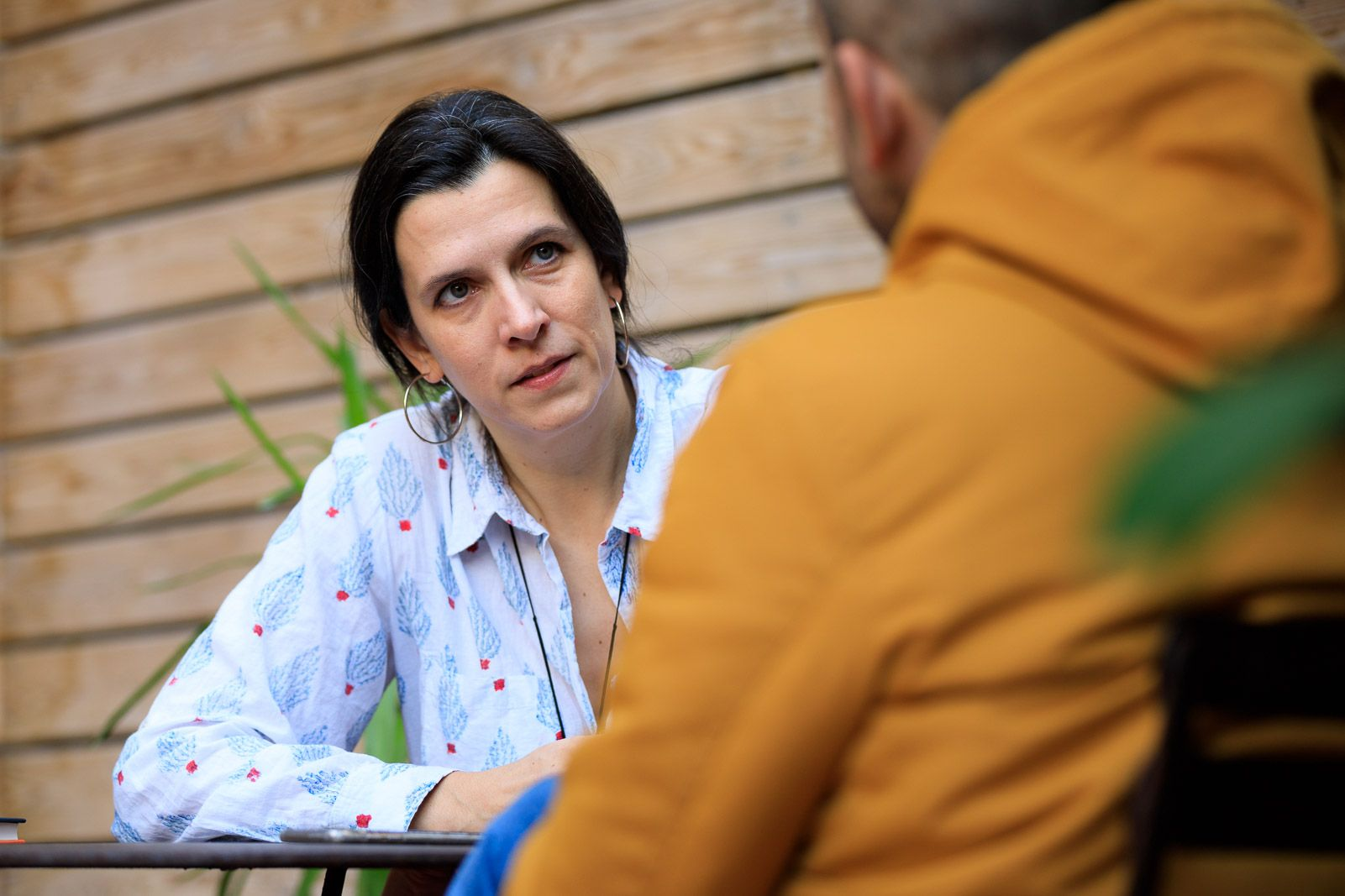 Carlota Gurt es declara feminista (JB)
