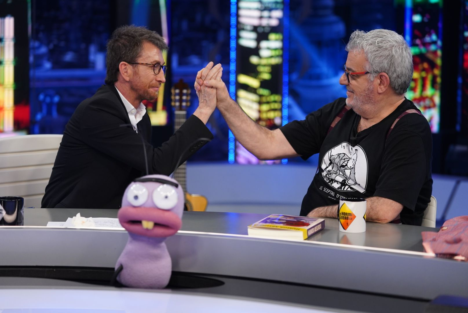 Millán Salcedo, convidat a 'El Hormiguero'   Antena 3