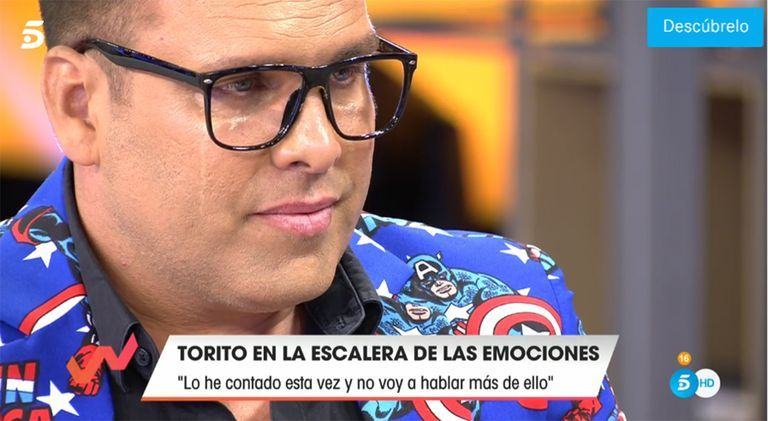 Torito, molt trist a 'Viva la vida'   Telecinco