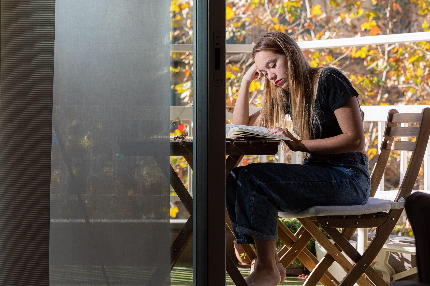 La Mia Sala, estudiant de primer de comunicació audiovisual JORDI BORRÀS