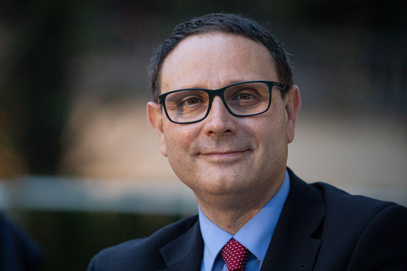 El doctor David Vallespín | Jordi Borràs