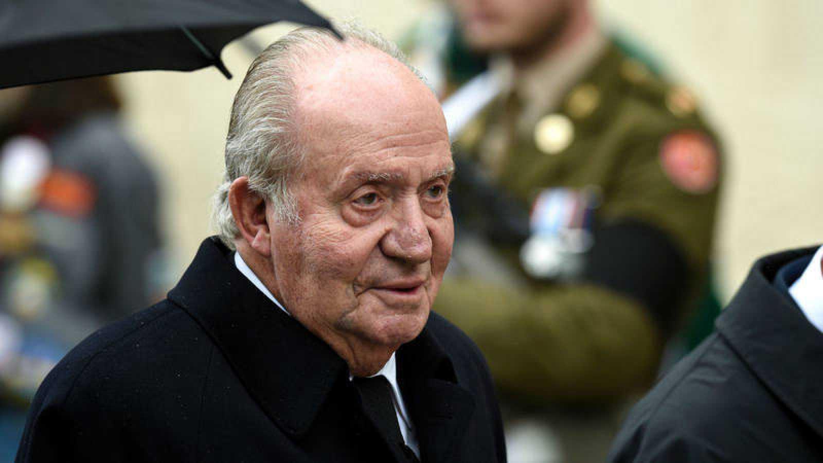 Joan Carles, en una foto d'arxiu   TVE