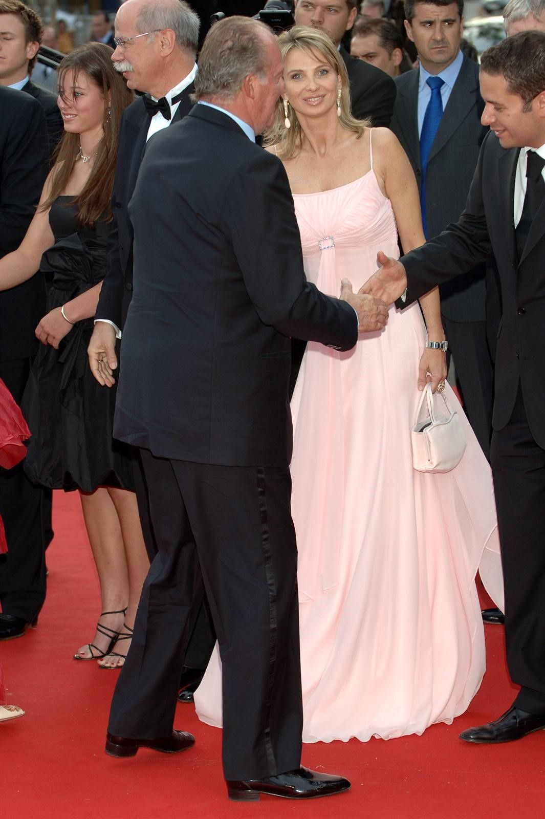 Princesa Corinna i Joan Carles  Europa Press