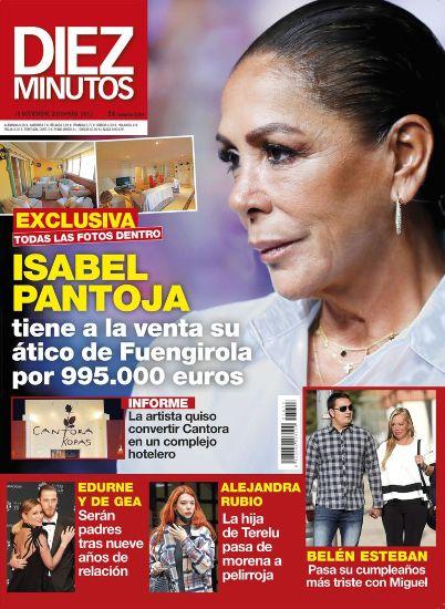Isabel Pantoja ven l'àtic de Fuengirola   Diez Minutos