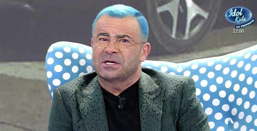 Jorge Javier Vázquez critica Anabel Pantoja   Telecinco