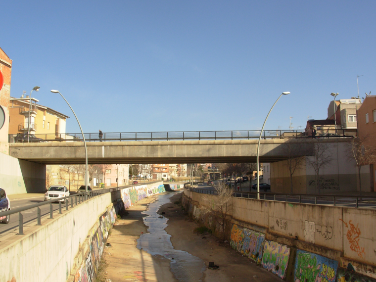 Un pont de Terrassa