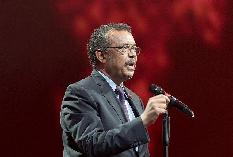 Tedros Adhanom, director general de l'OMS