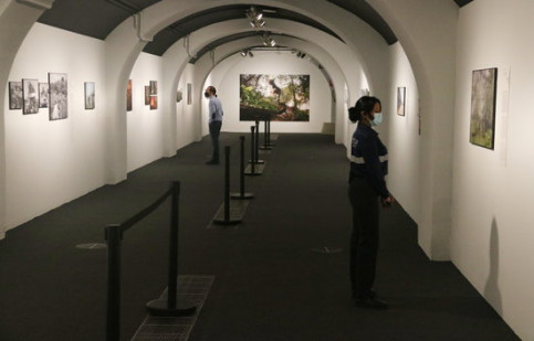 Exposició de World Press Photo al CCCB l'any passat / ACN