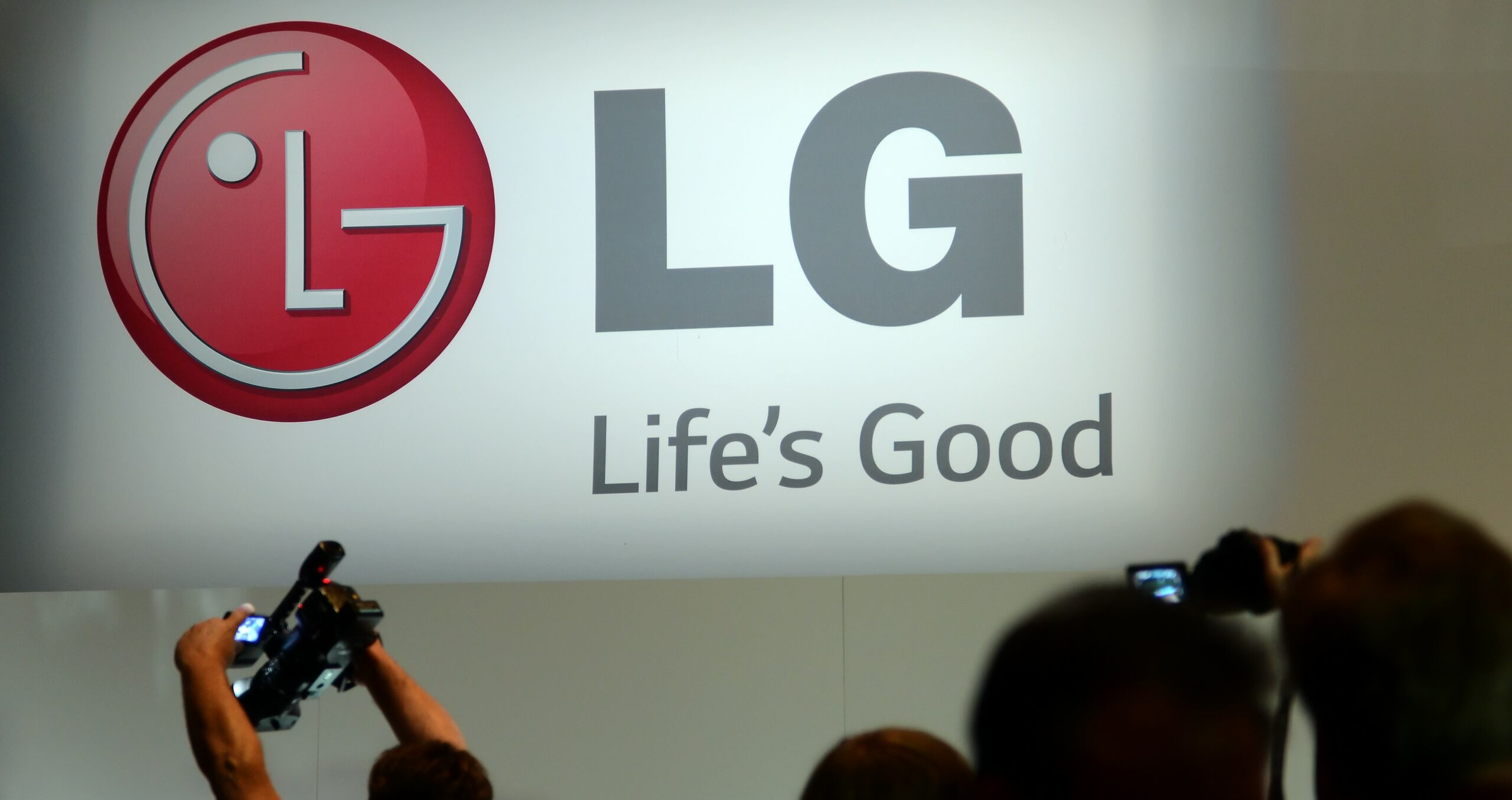 Imatge d'arxiu del logo de LG / Picture Alliance / Dpa (Europa Press)