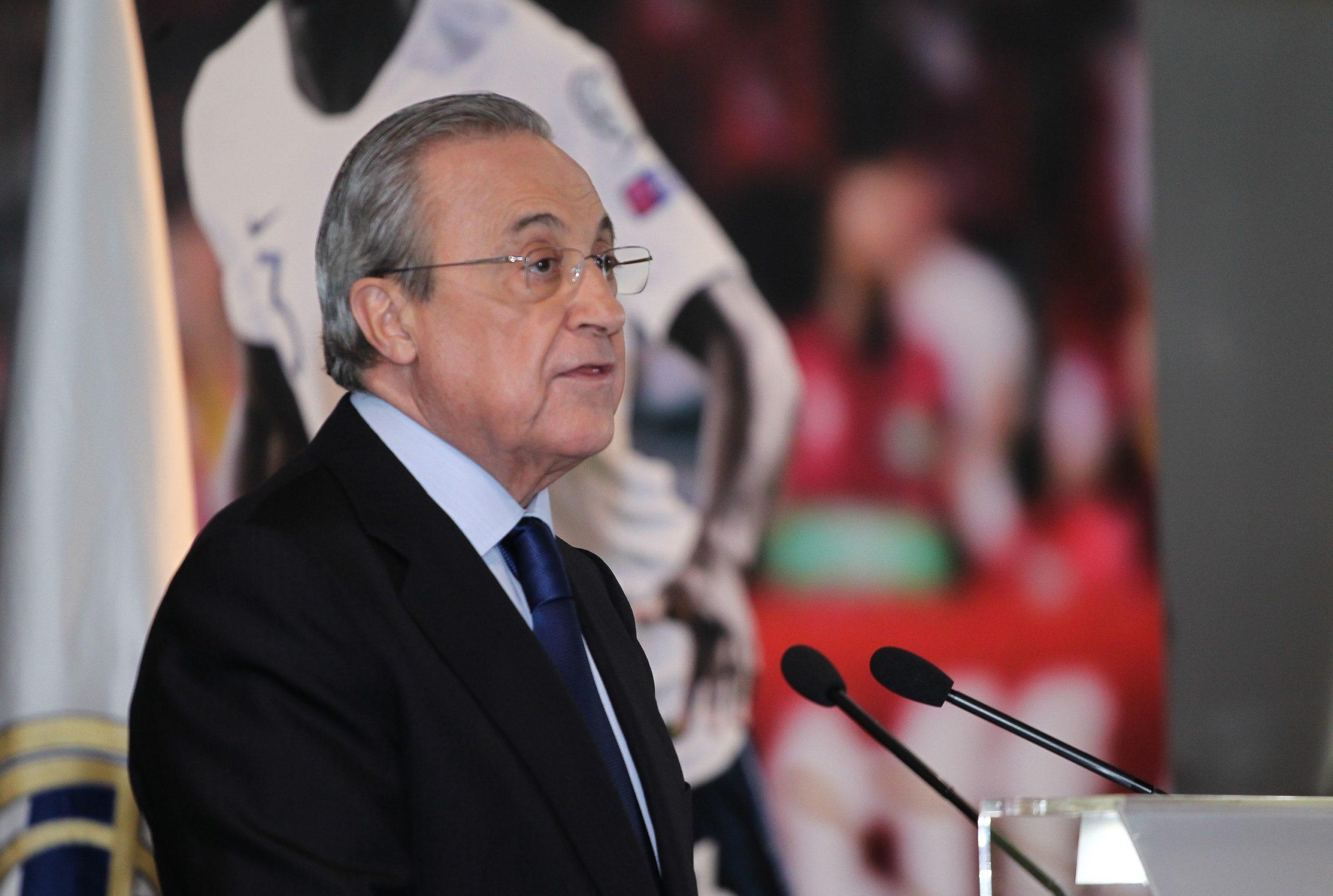 Florentino Pérez, president del Reial Madrid | Europa Press