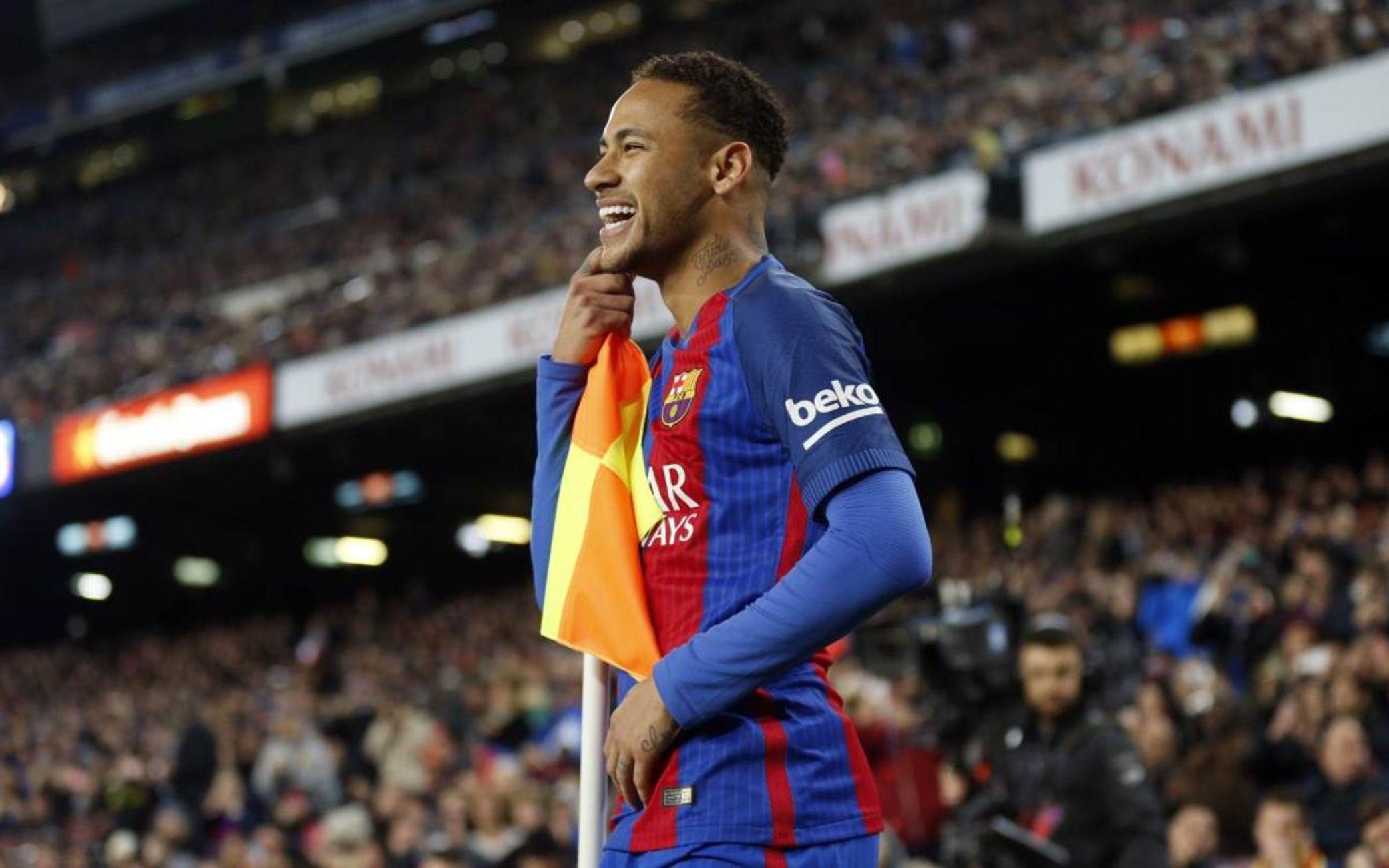 Neymar, durant la seva etapa al Barça |FC Barcelona