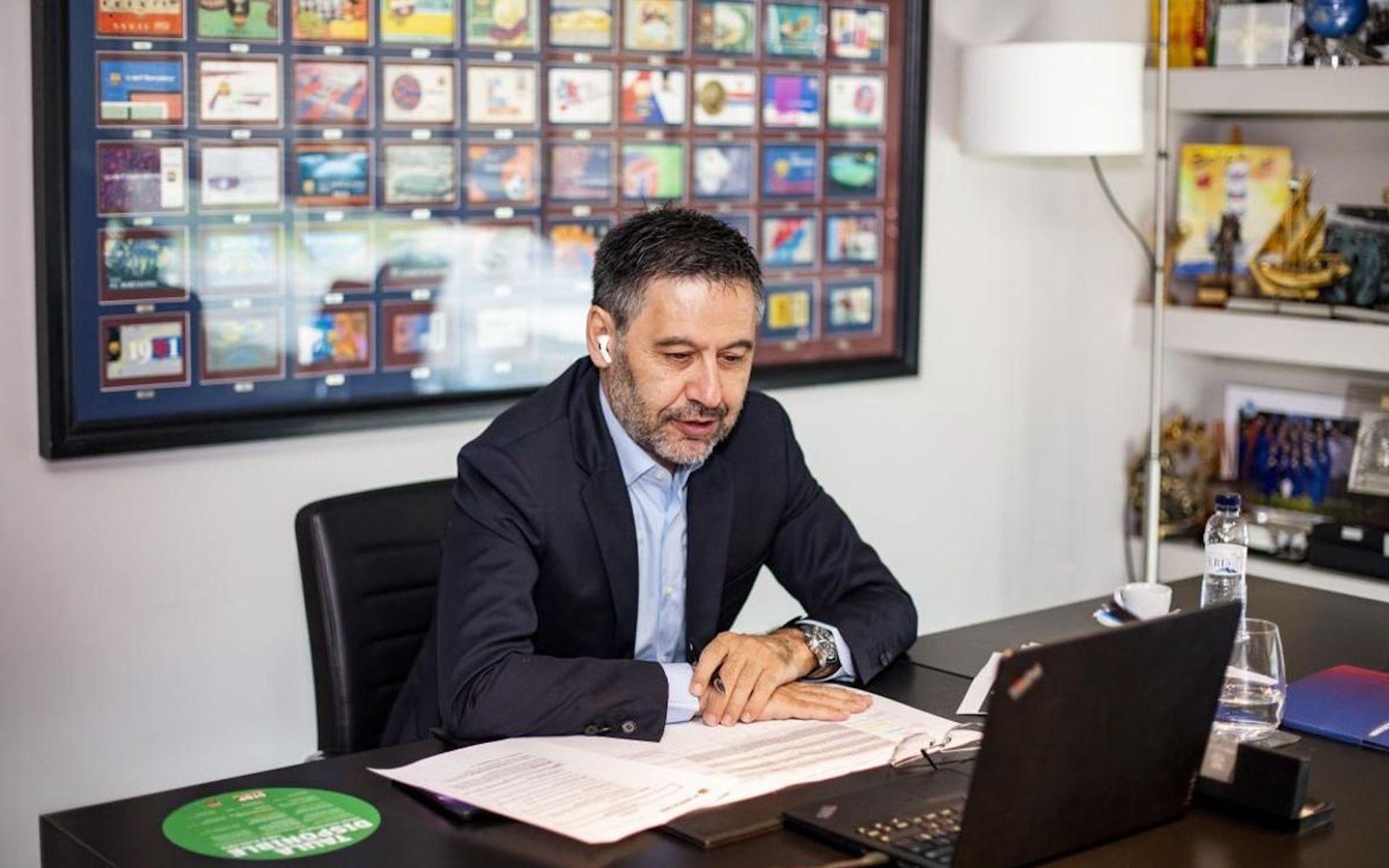 Josep Maria Bartomeu, protagonista a la London Business School | FC Barcelona