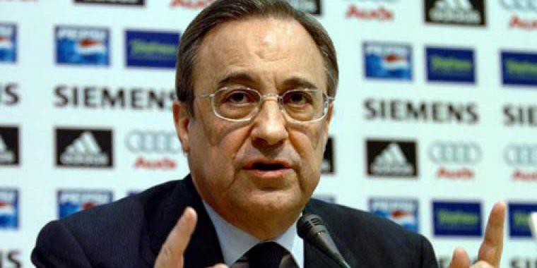 Florentino Pérez, en arxiu | EFE