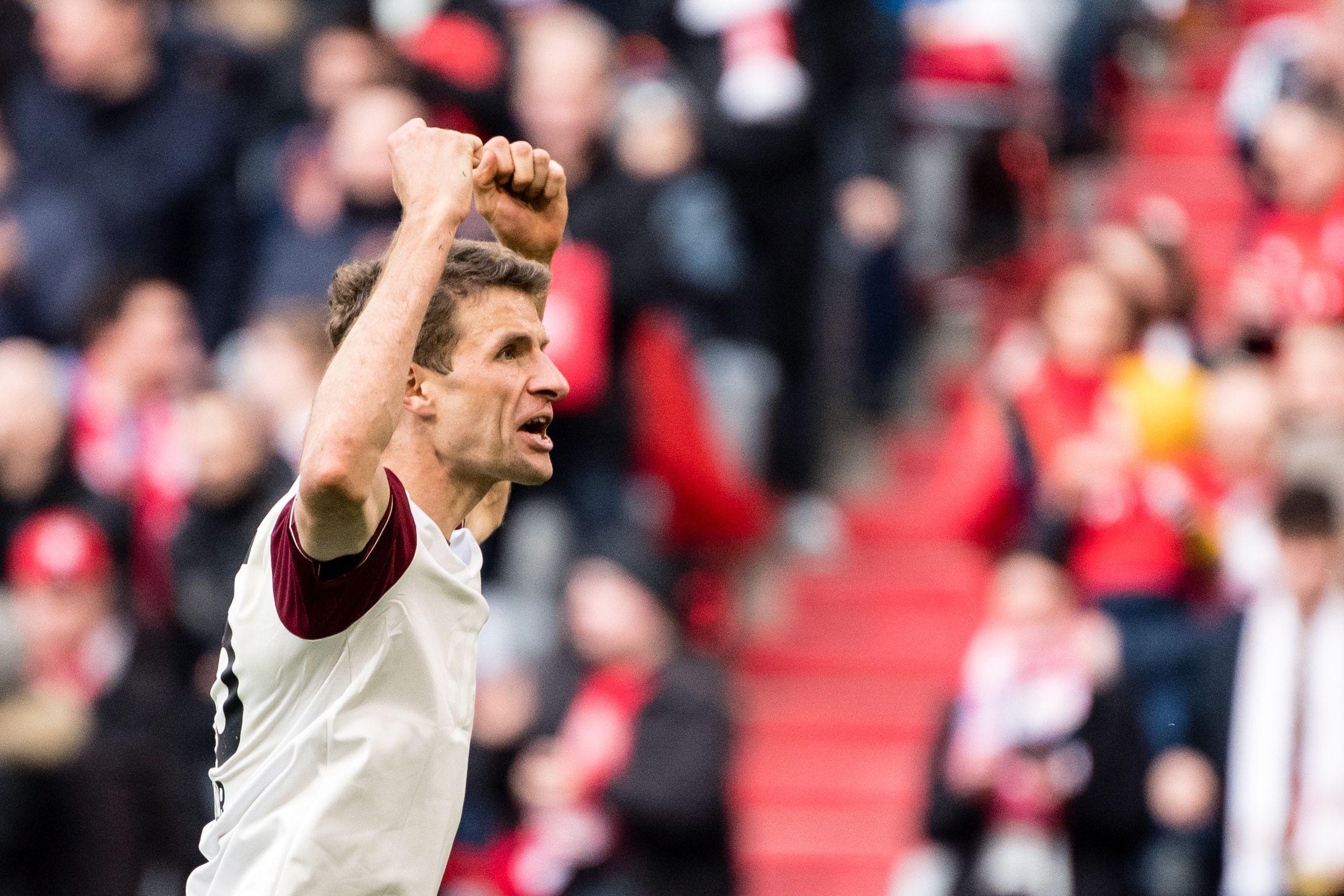 Thomas Müller, jugador del Bayern | Europa Press