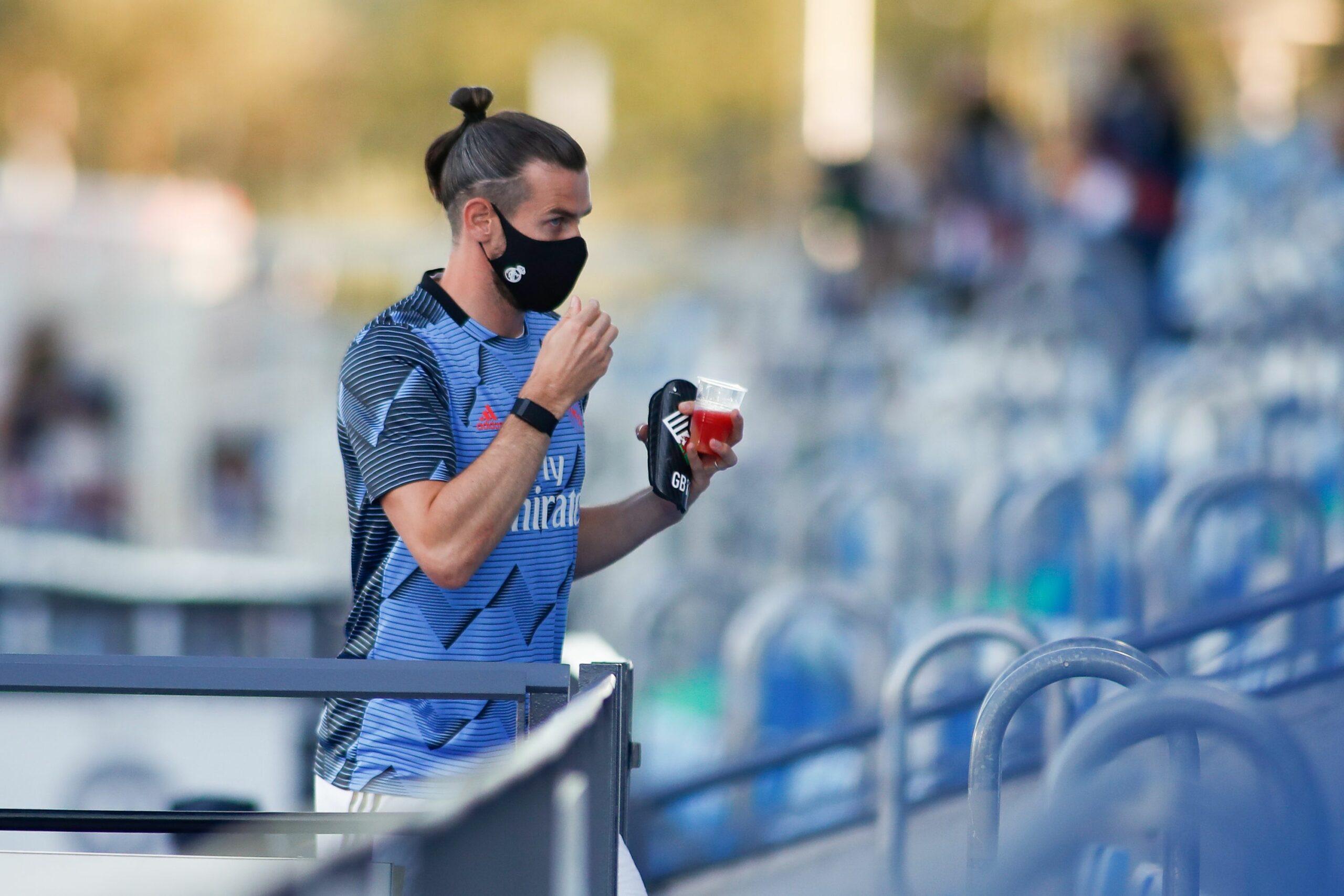 Gareth Bale, jugador del Madrid  Europa Press