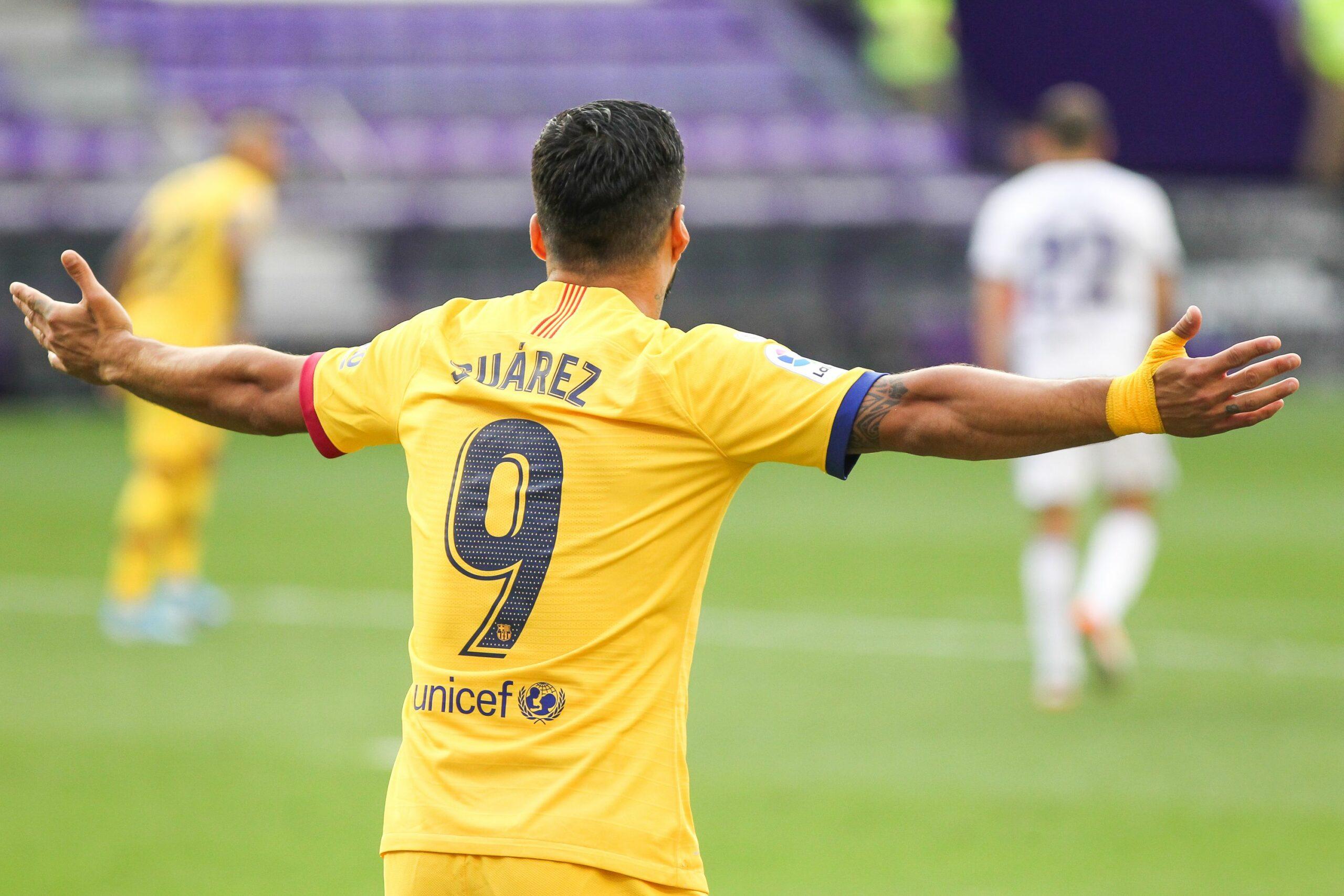Luis Suárez, davanter del Barça | Europa Press