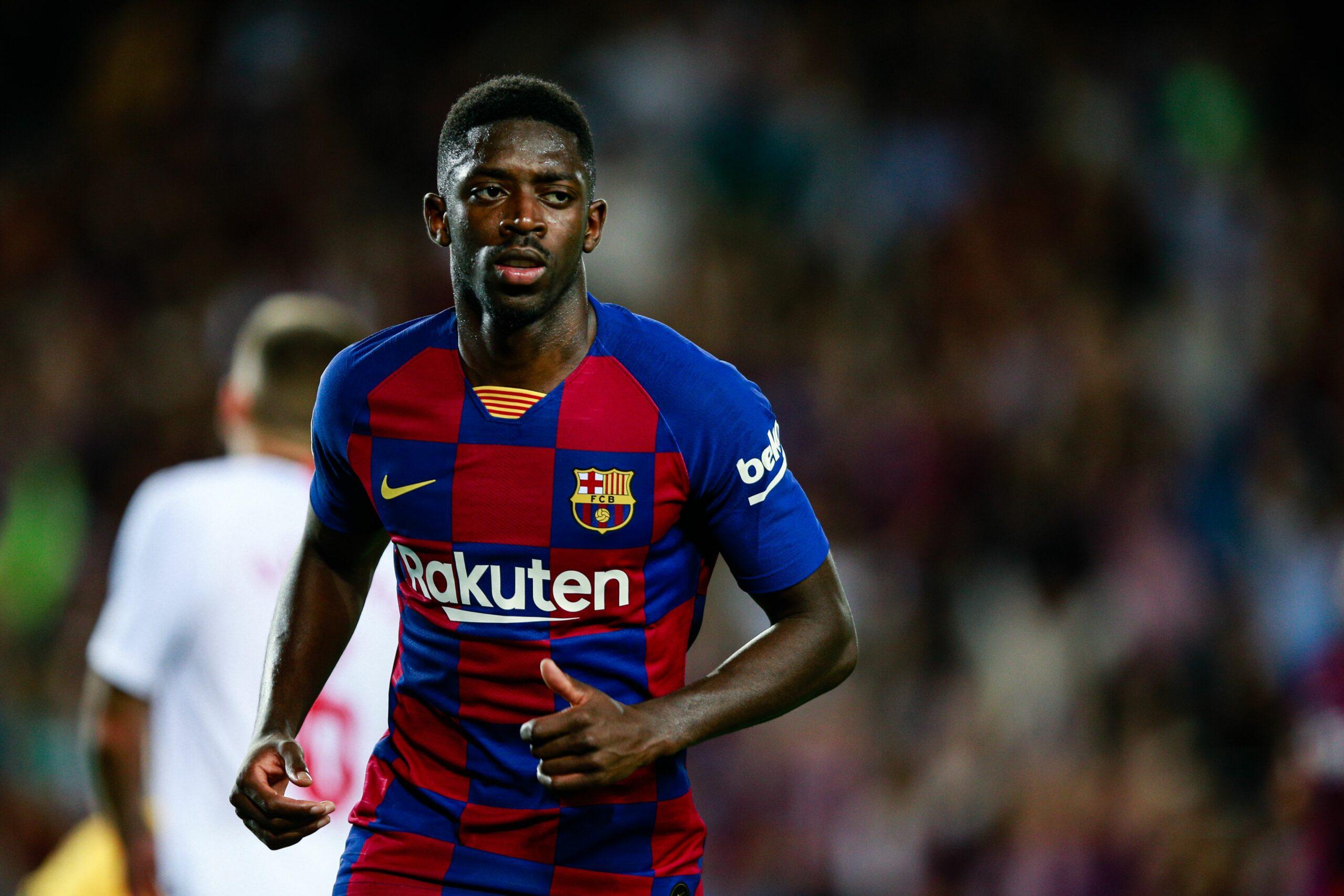 Ousmane Dembélé, jugador del Barça |Europa Press