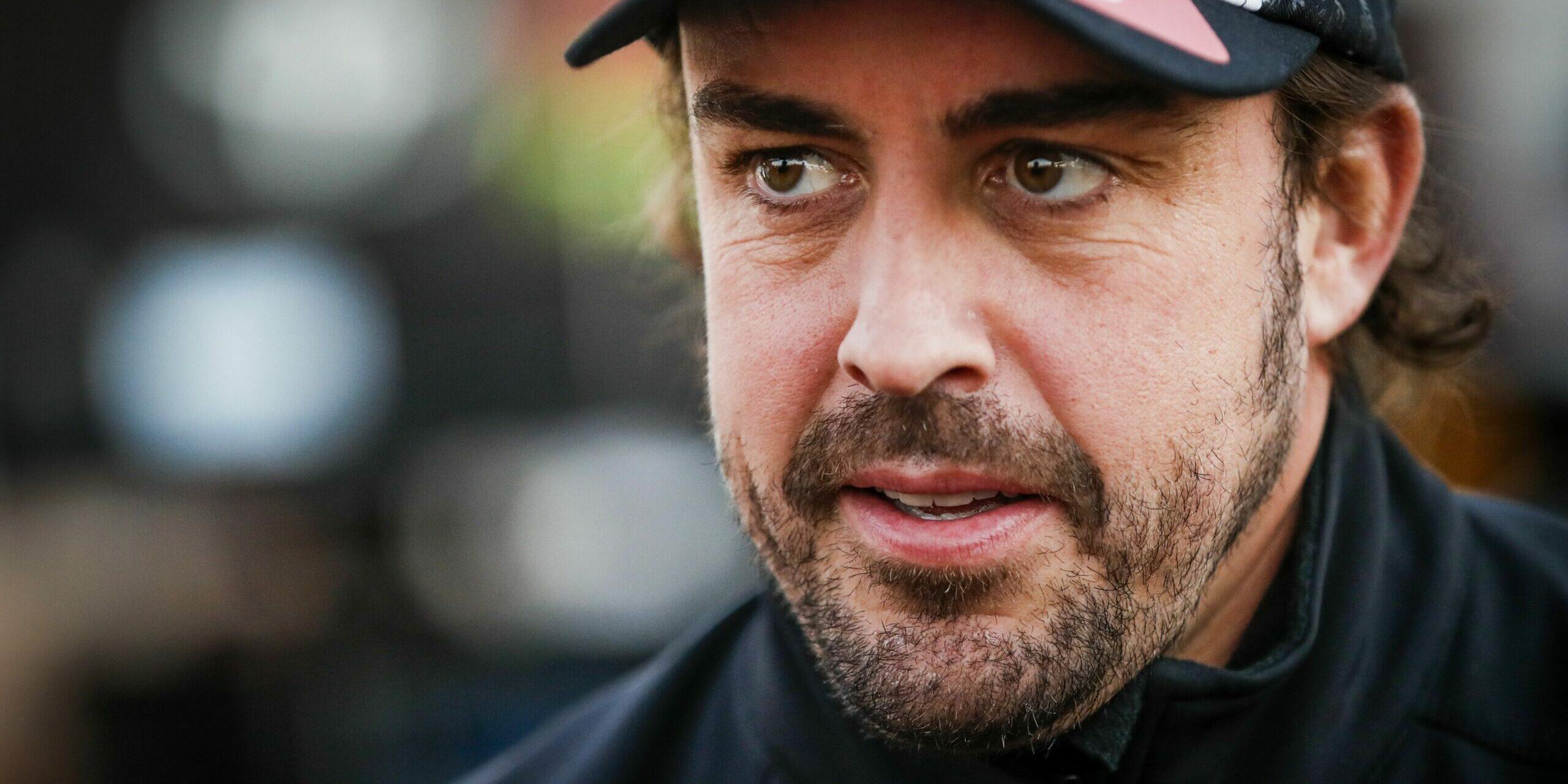 Fernando Alonso, pilot de F1 | Europa Press