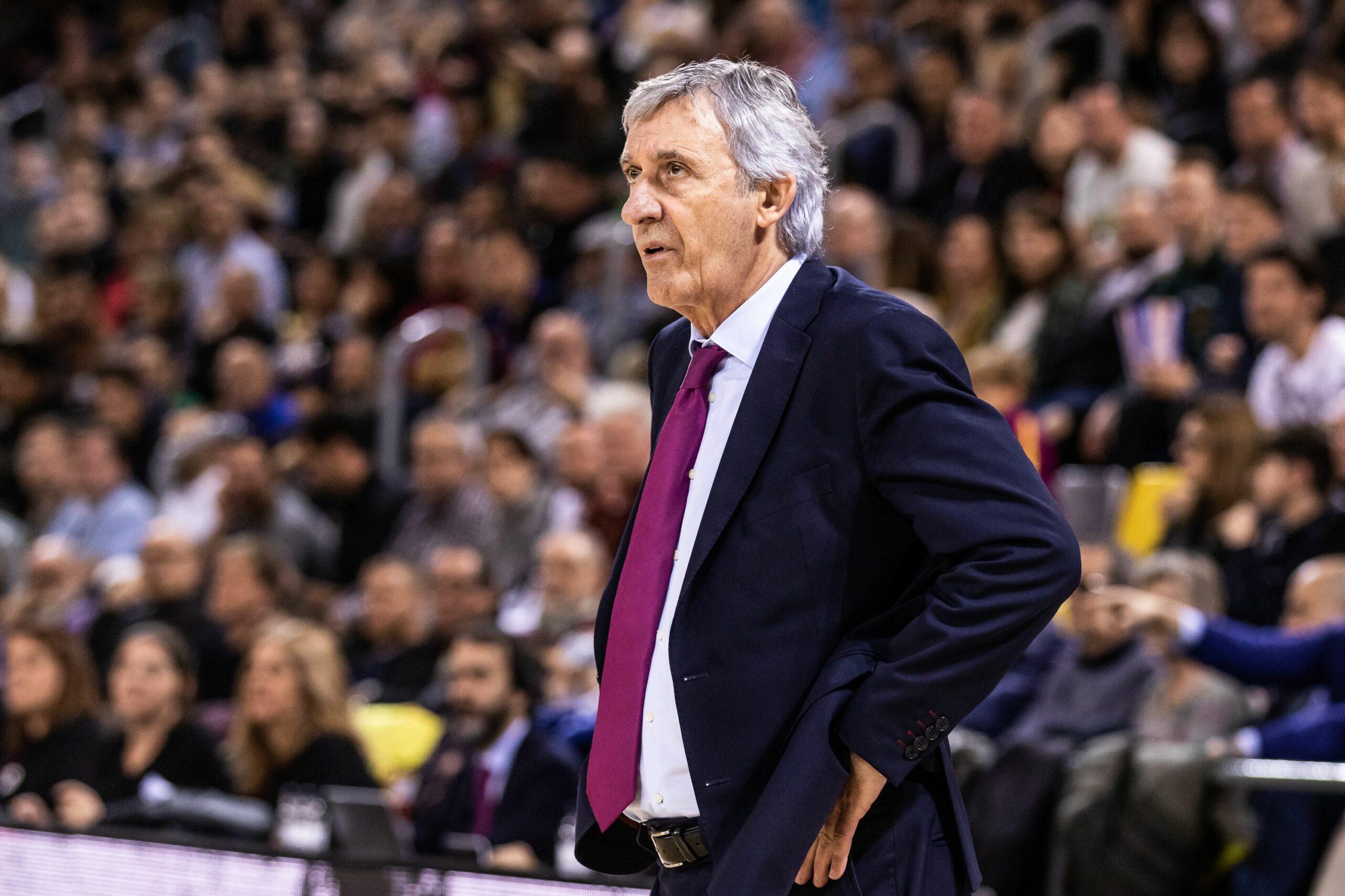 Svestilav Pesic, durant un partit | Europa Press