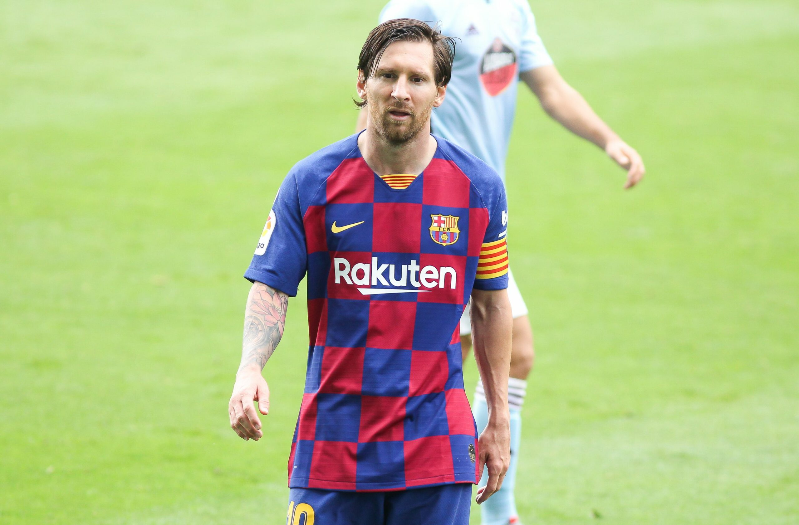 Messi, a Balaídos | Europa Press