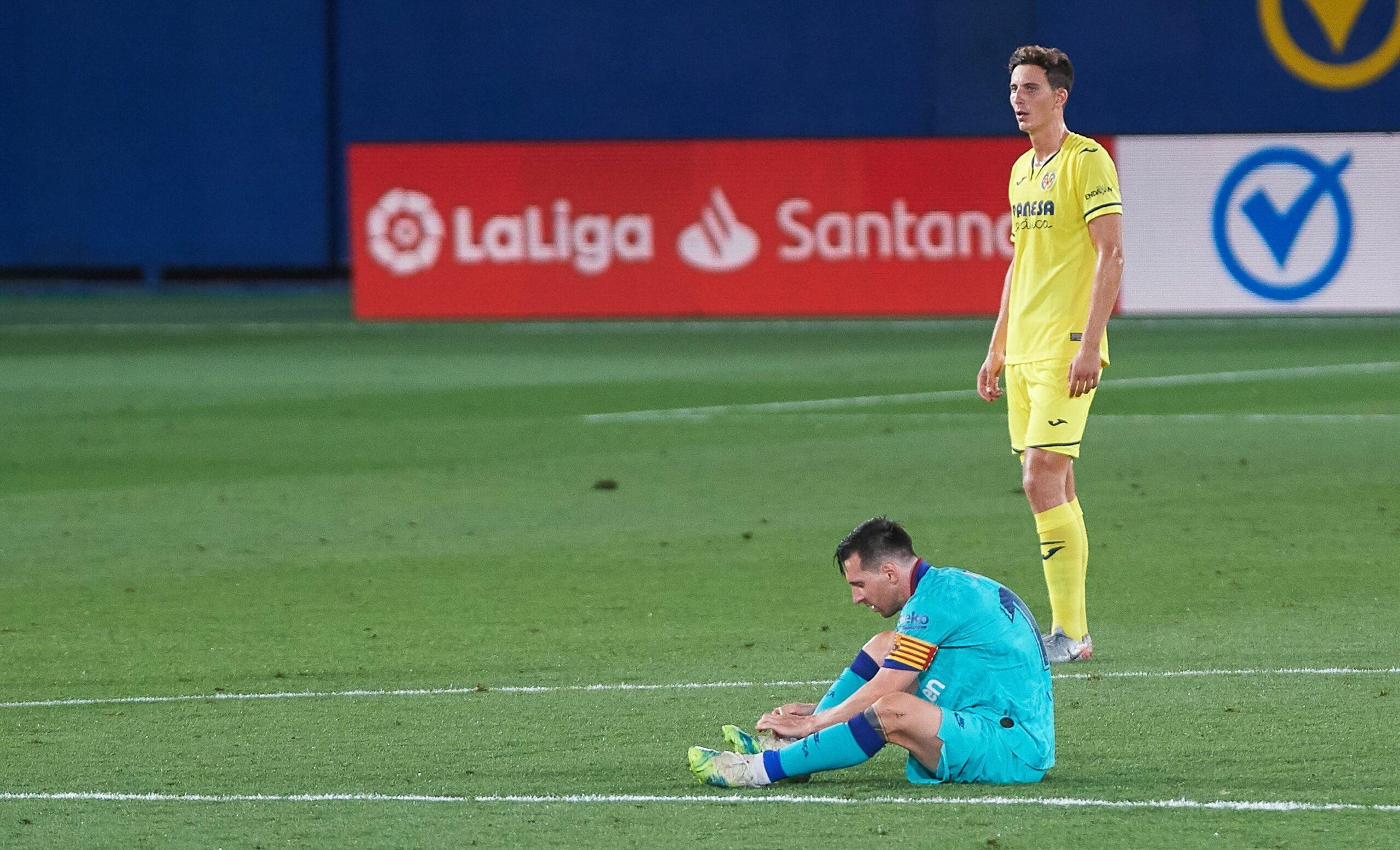 Leo Messi, durant un partit | Europa Press