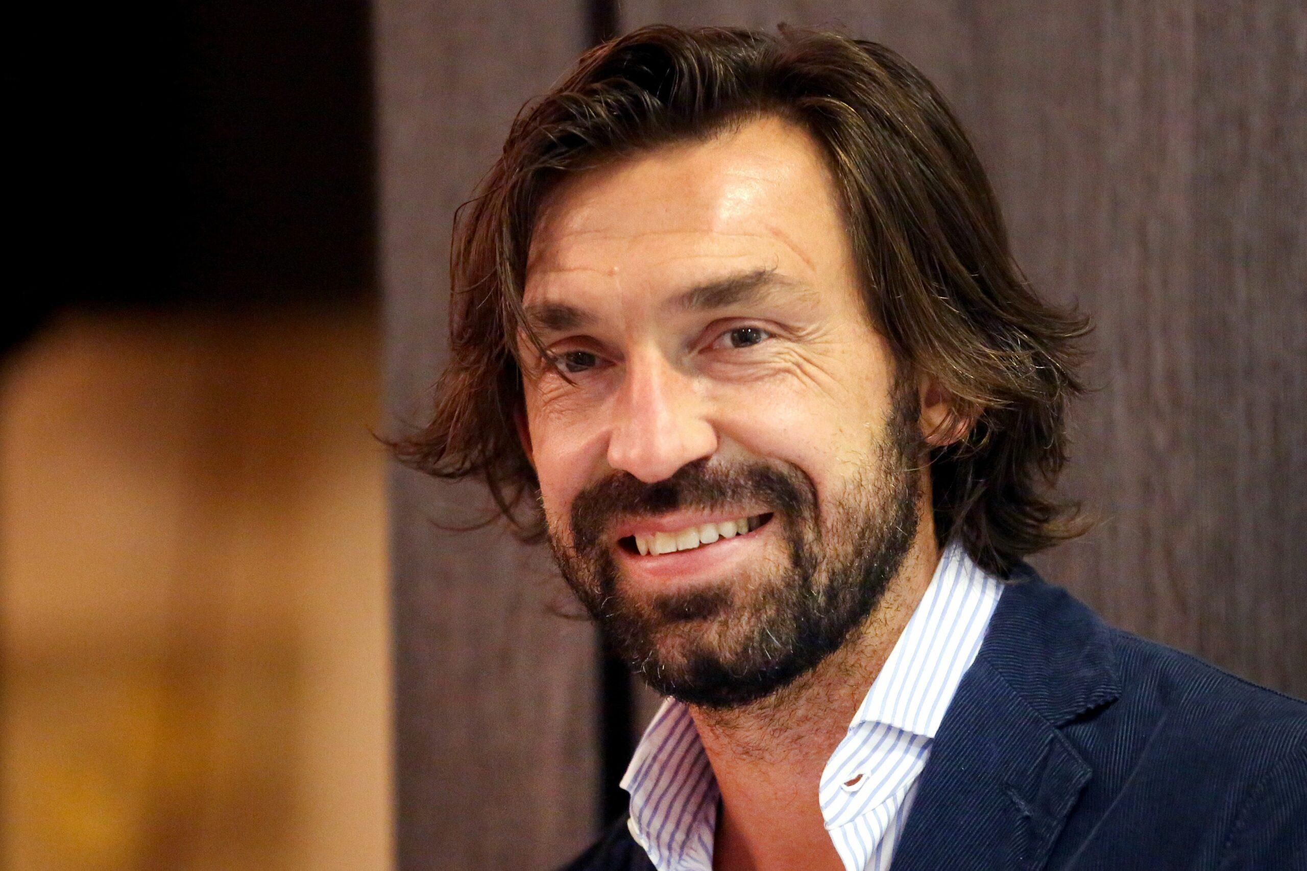 Andrea Pirlo, entrenador de la Juventus | Europa Press