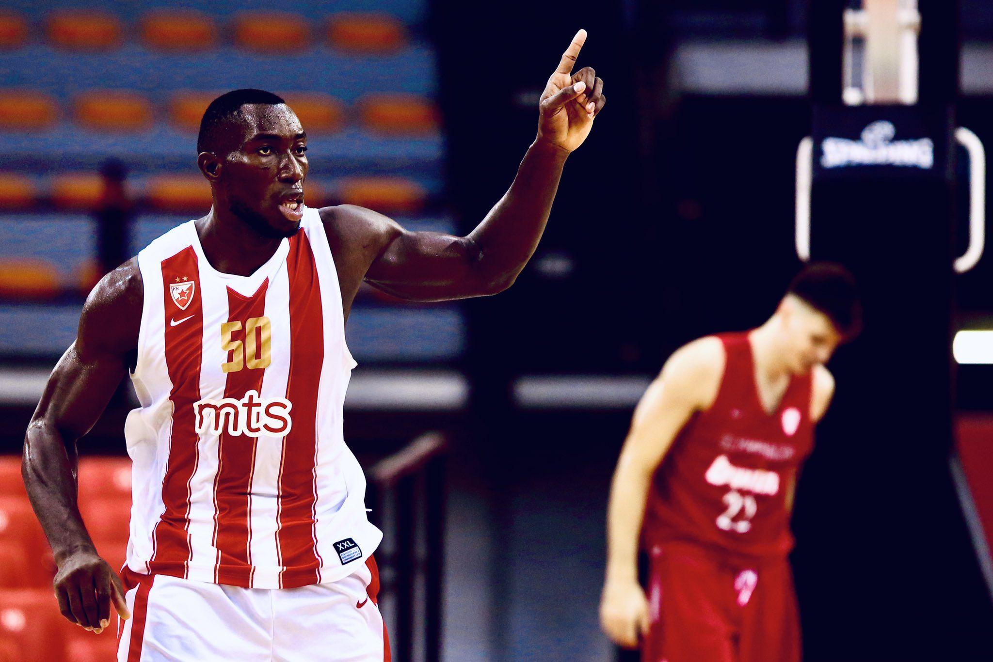 Michael Ojo, mort als 27 anys | Olympiacos BC