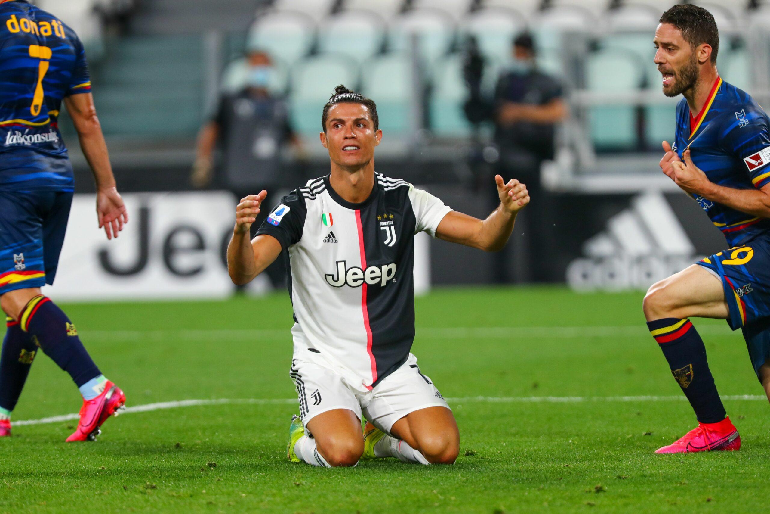Cristiano Ronaldo, en arxiu | Europa Press