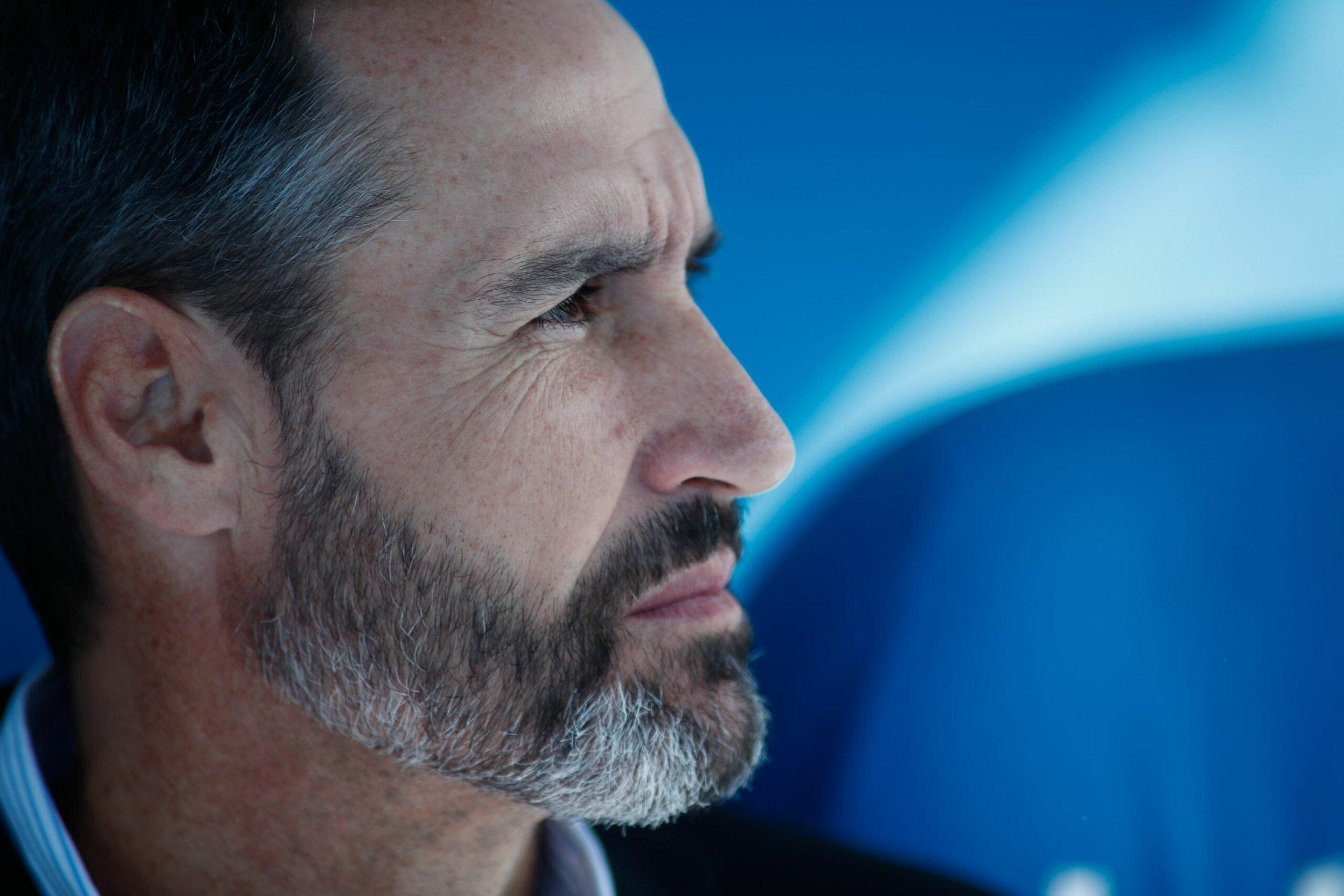 Vicente Moreno, durant un partit |Europa Press