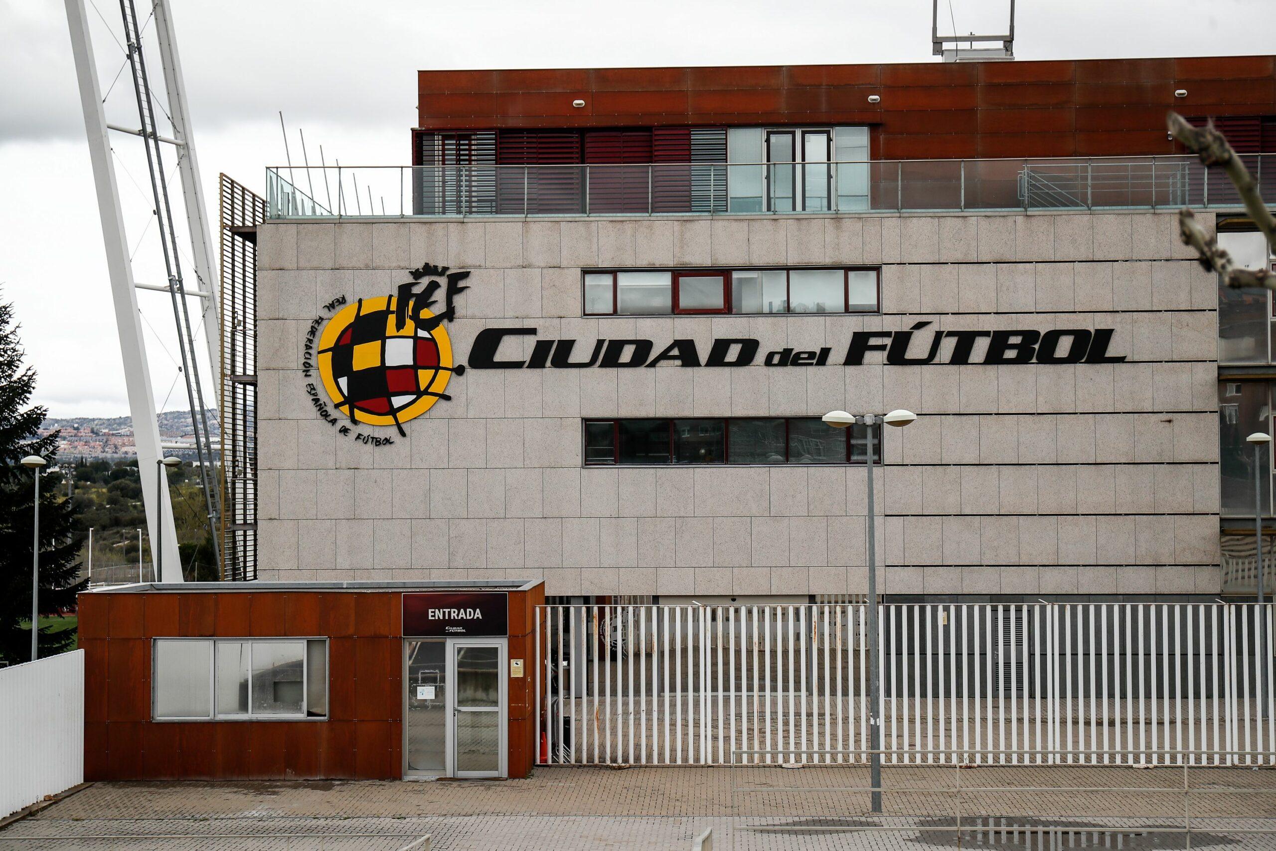 La Ciutat del Futbol de les Rozas | Europa Press