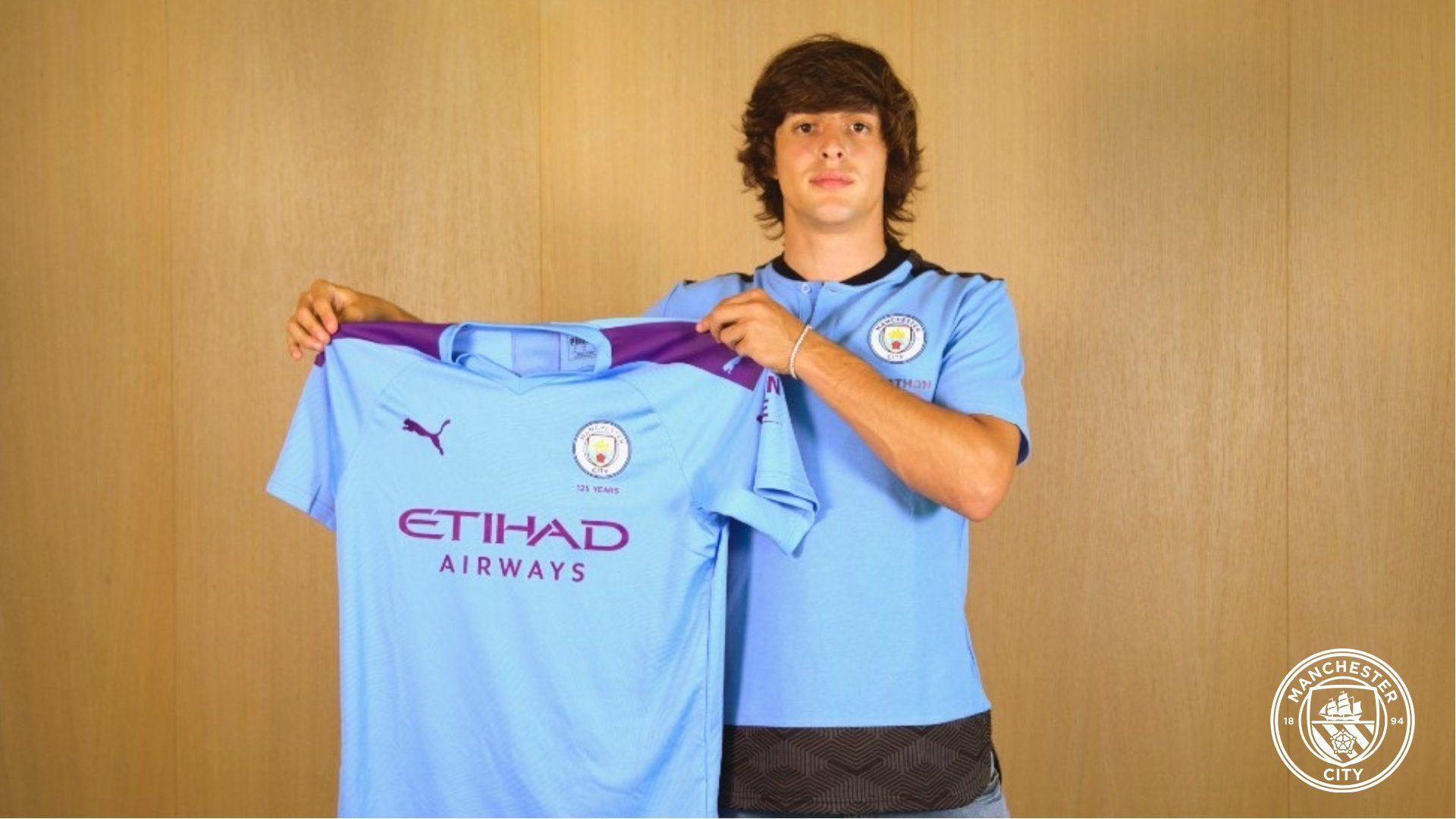 Pablo Moreno, nou fitxatge del Manchester City | @ManCityCatala
