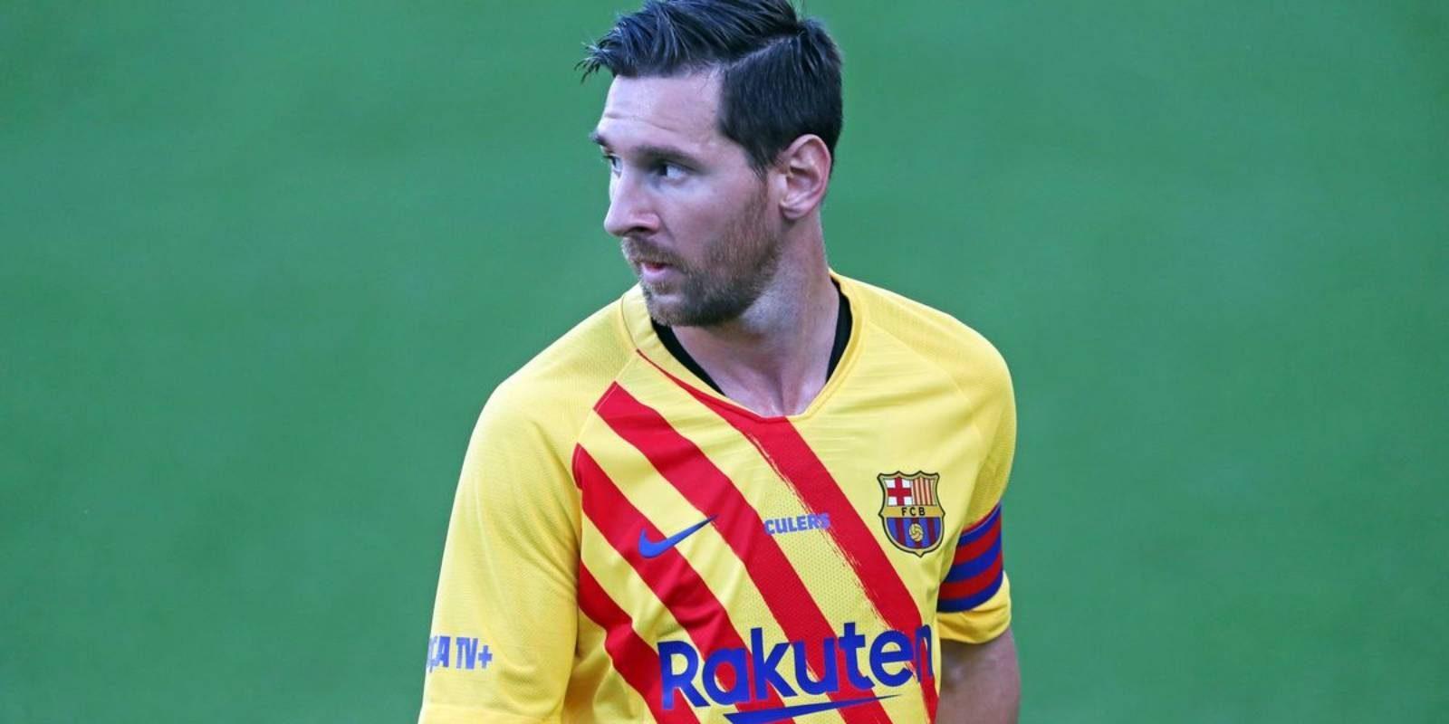 Leo Messi, durant la darrera pretemporada   FC Barcelona