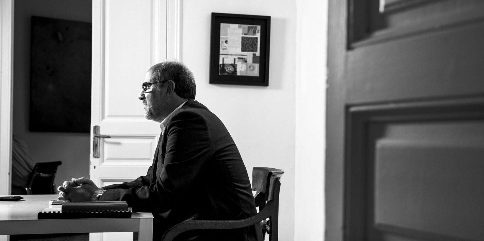 Ricard Faura, portaveu de 'Més que una moció' | Ricard Faura