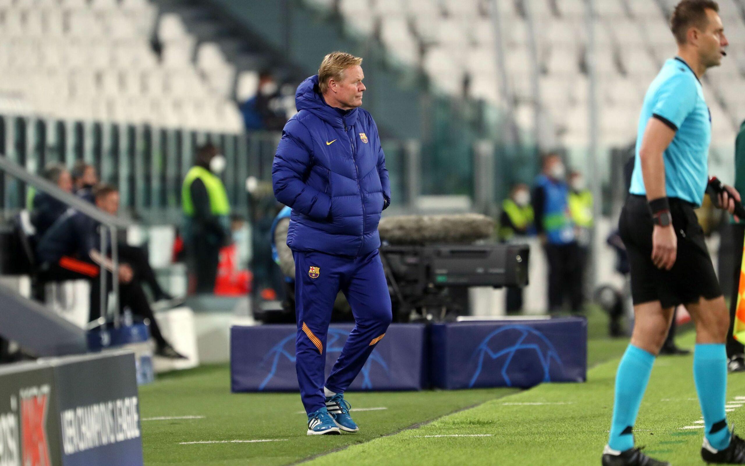 Koeman, entrenador del Barça | FC Barcelona