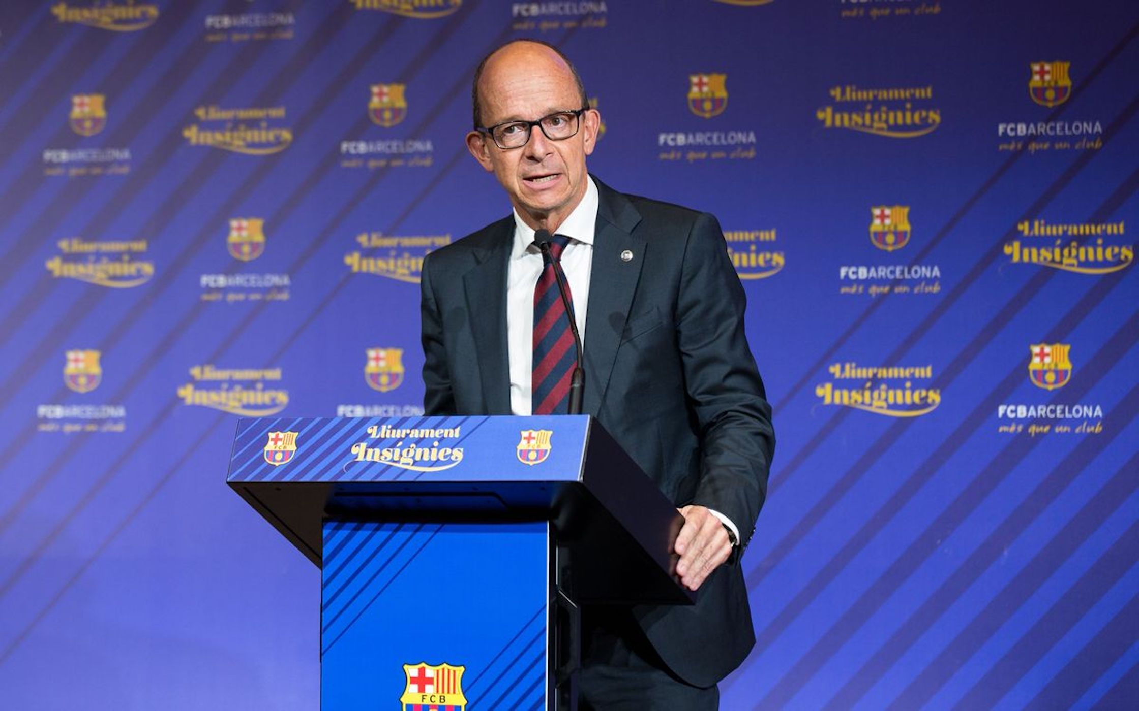Jordi Cardoner, exvicepresident primer del Barça | FC Barcelona