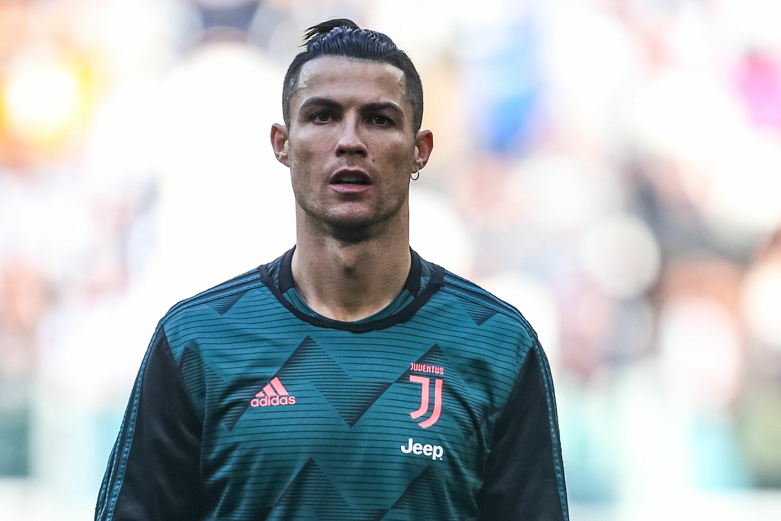 Cristiano Ronaldo, durant un partit de la Juventus | Europa Press