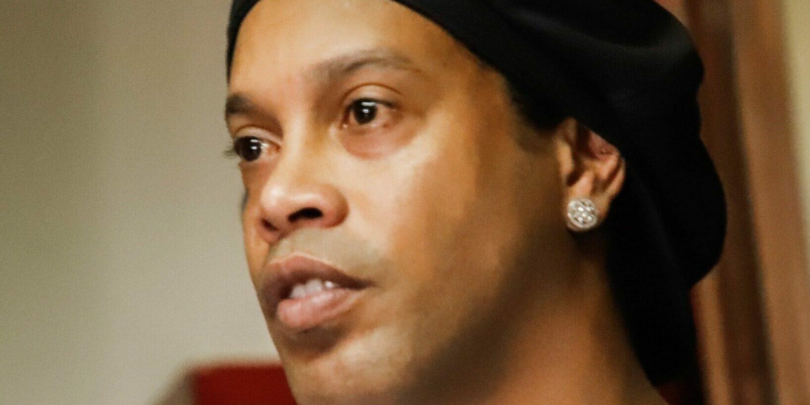 Ronaldinho, detingut al Paraguai |EFE