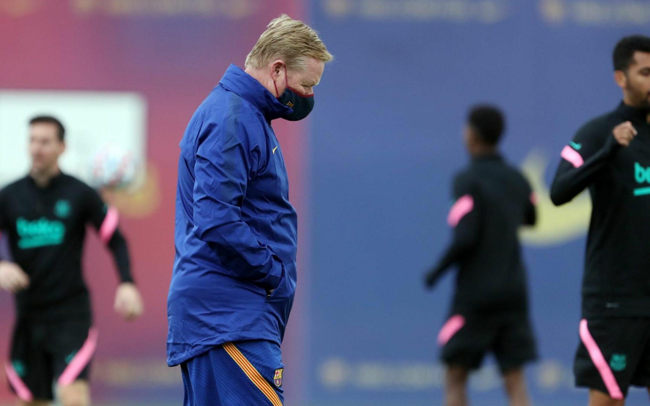 Ronald Koeman, entrenador del Barça | FC Barcelona