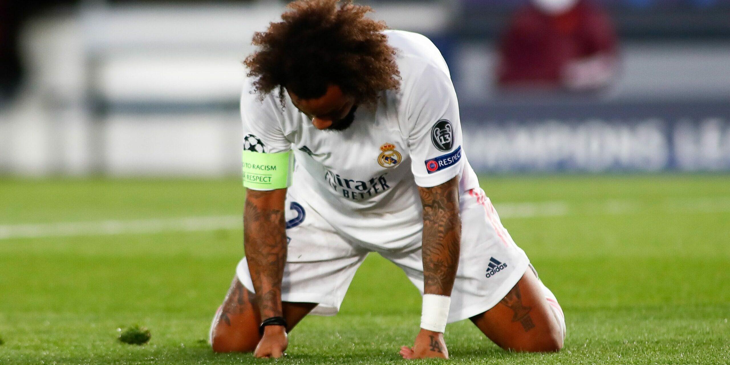Marcelo, jugador del Reial Madrid | Europa Press