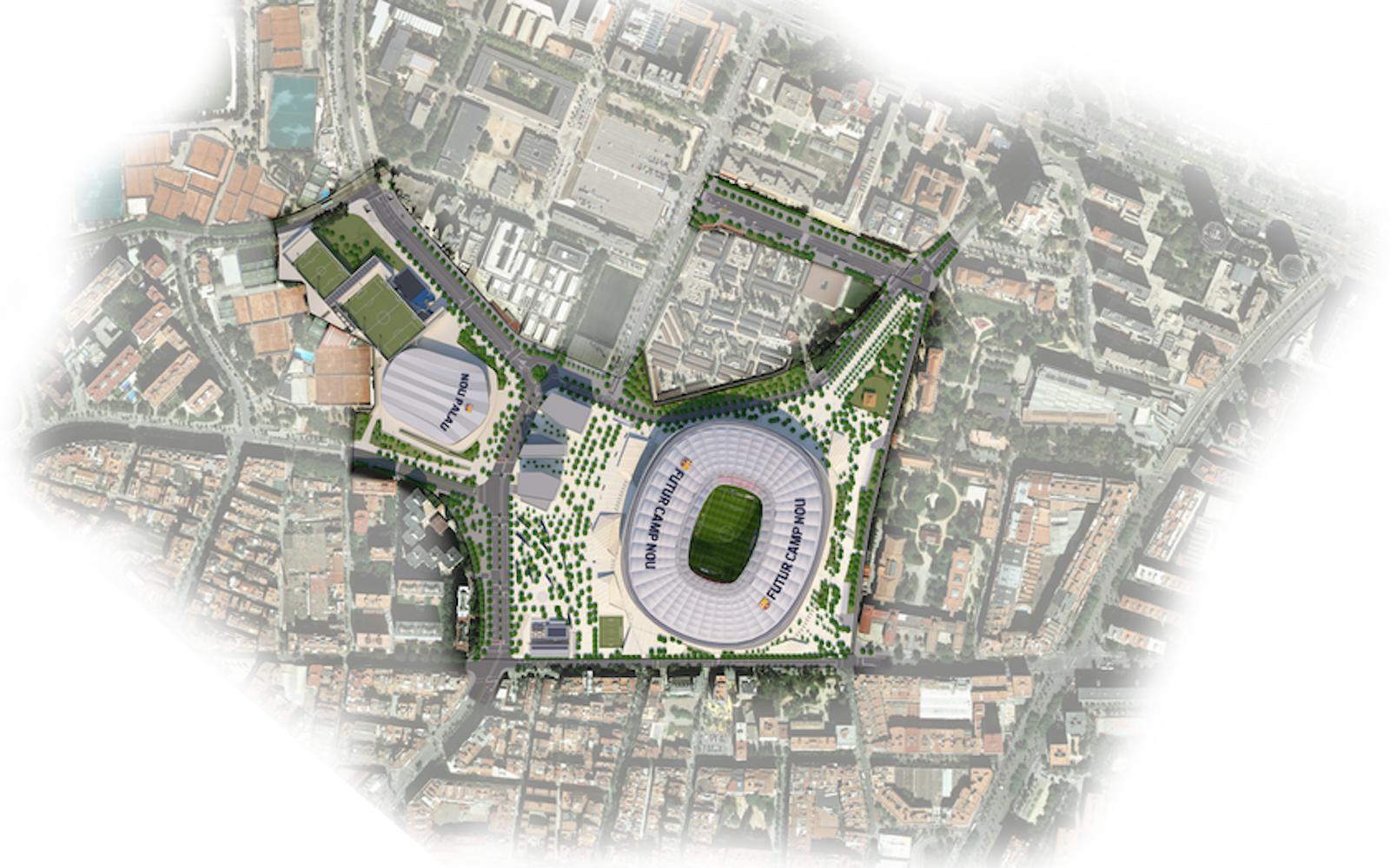 Imatge de l'Espai Barça   FC Barcelona