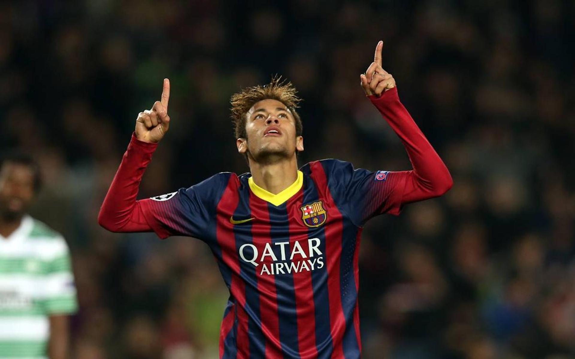 Neymar, durant la seva etapa al Camp Nou | FC Barcelona