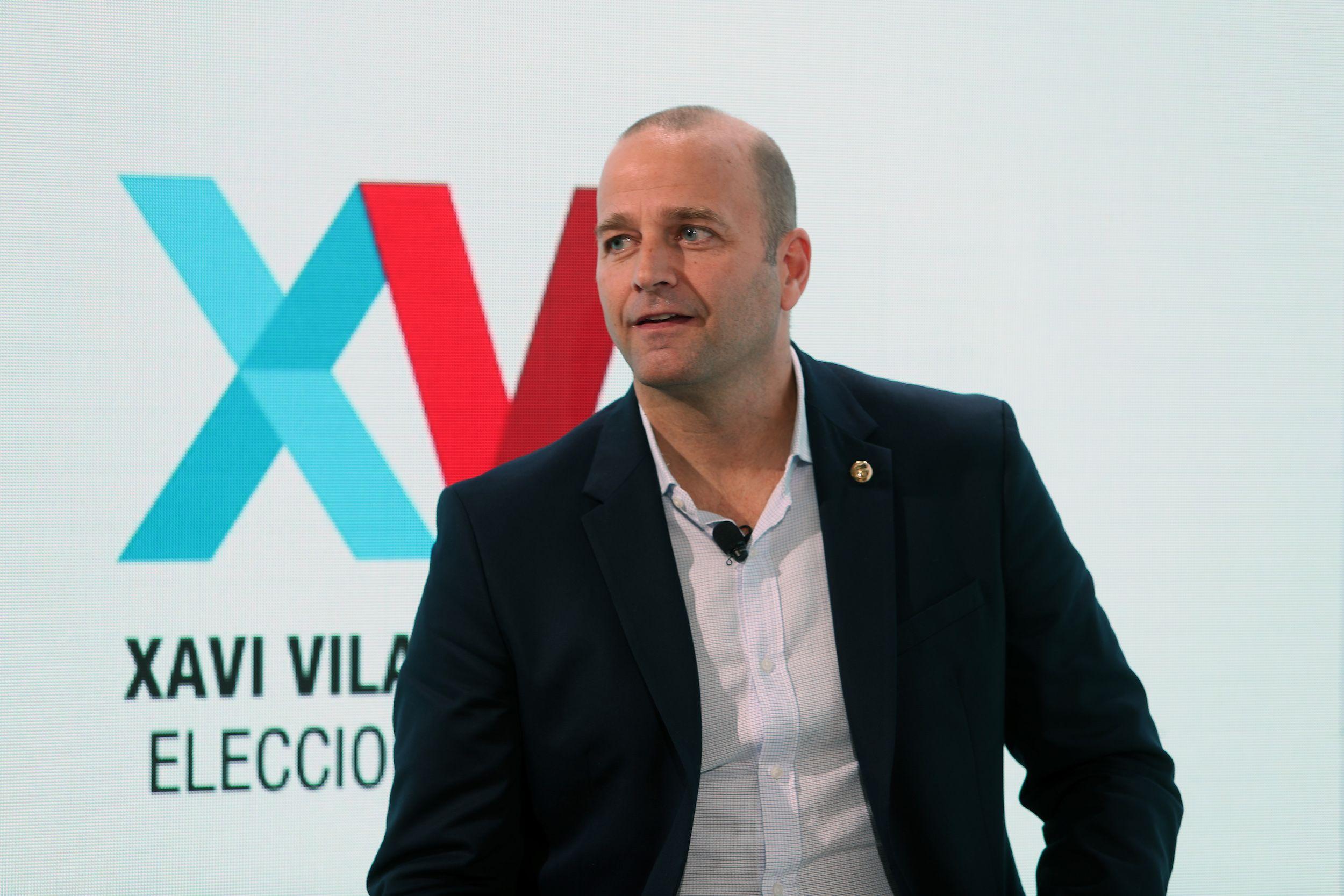 Xavi Vilajoana, precandidat a les eleccions del Barça   Joan Monfort
