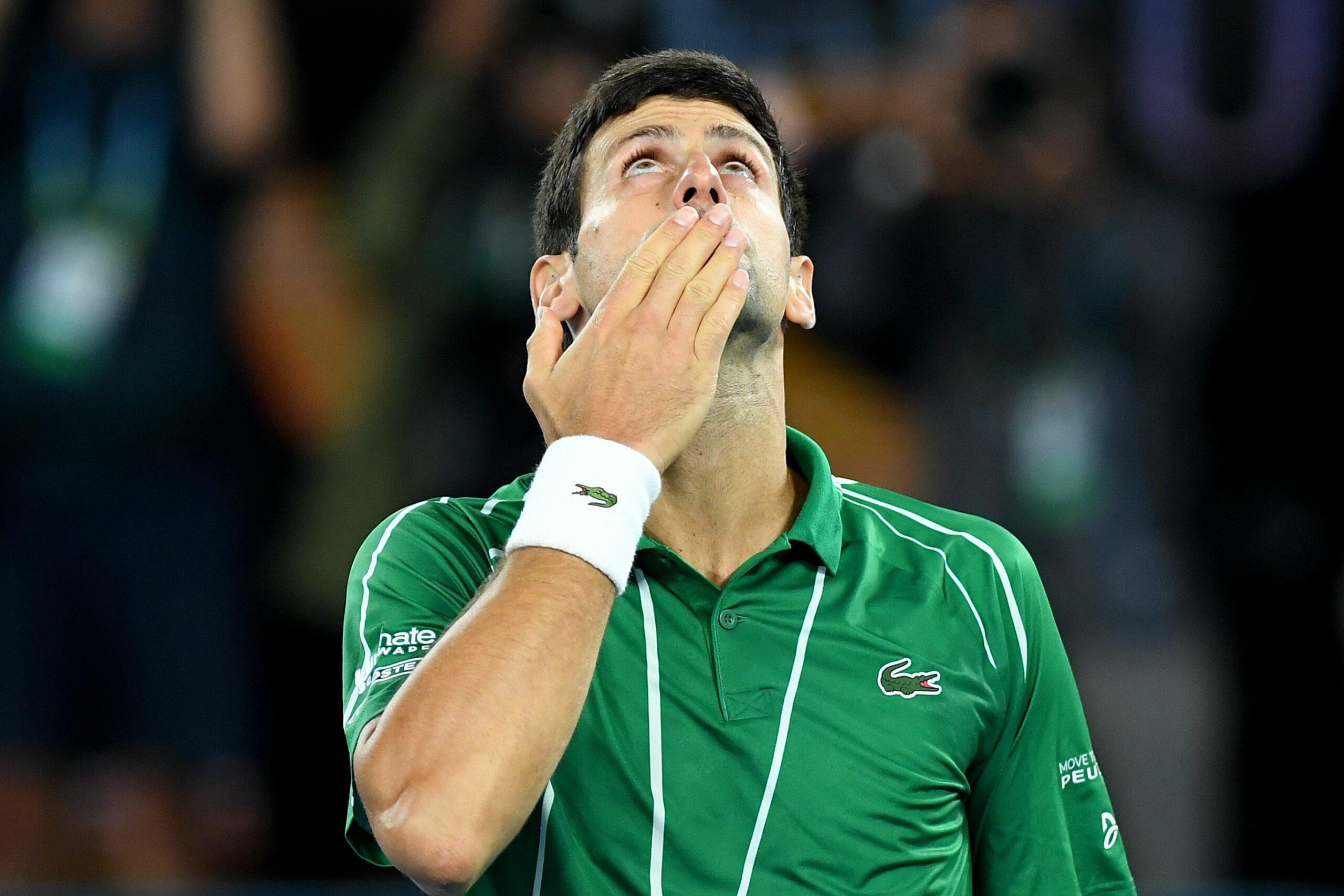 NovakDjokovic, en arxiu   Europa Press