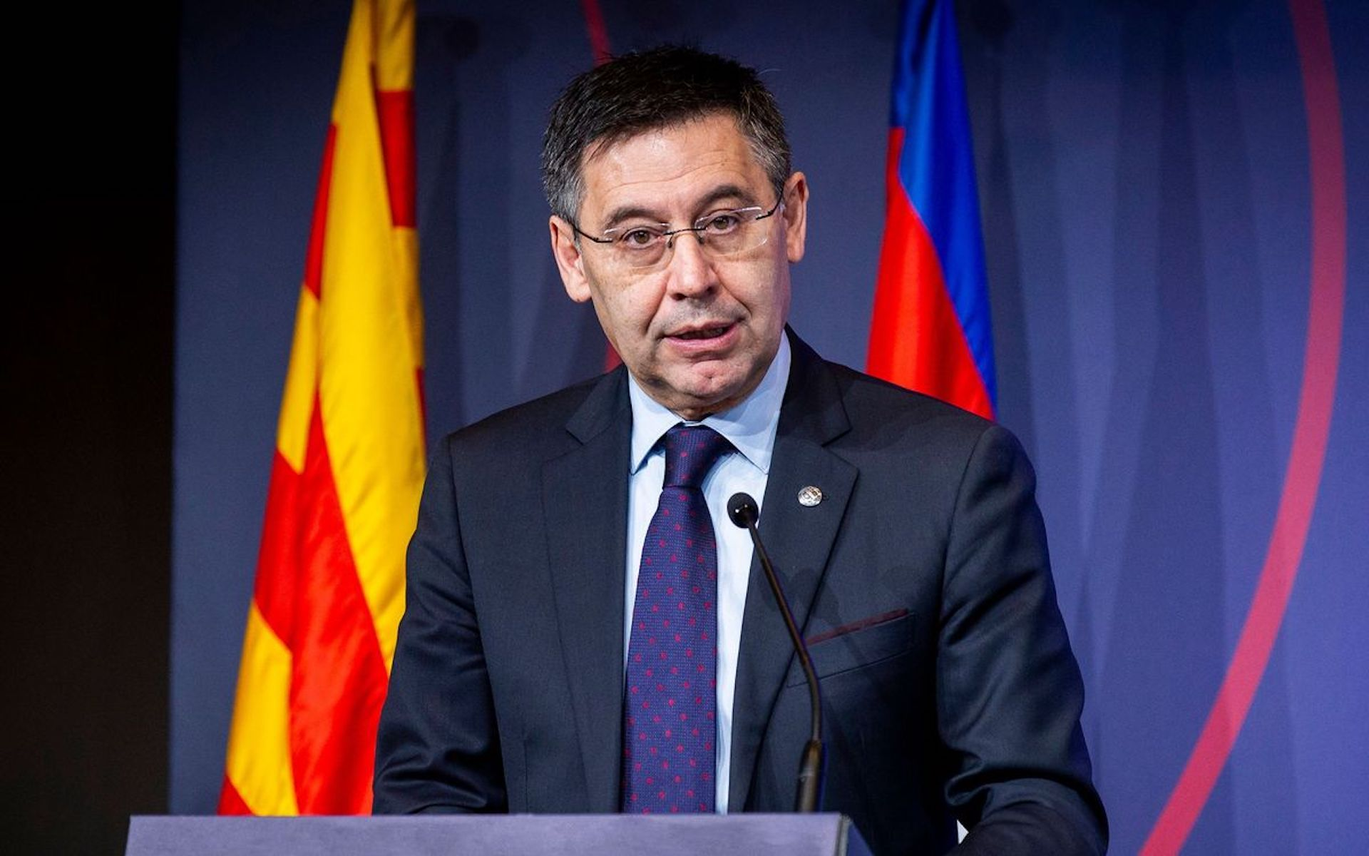 Josep Maria Bartomeu, en arxiu | FC Barcelona