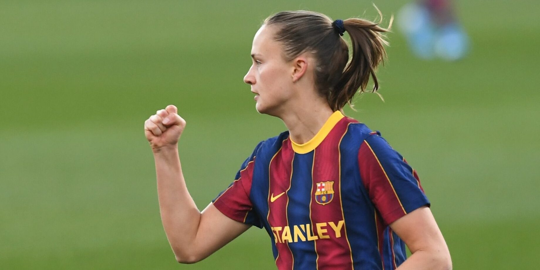 Graham, jugadora del FC Barcelona | FC Barcelona