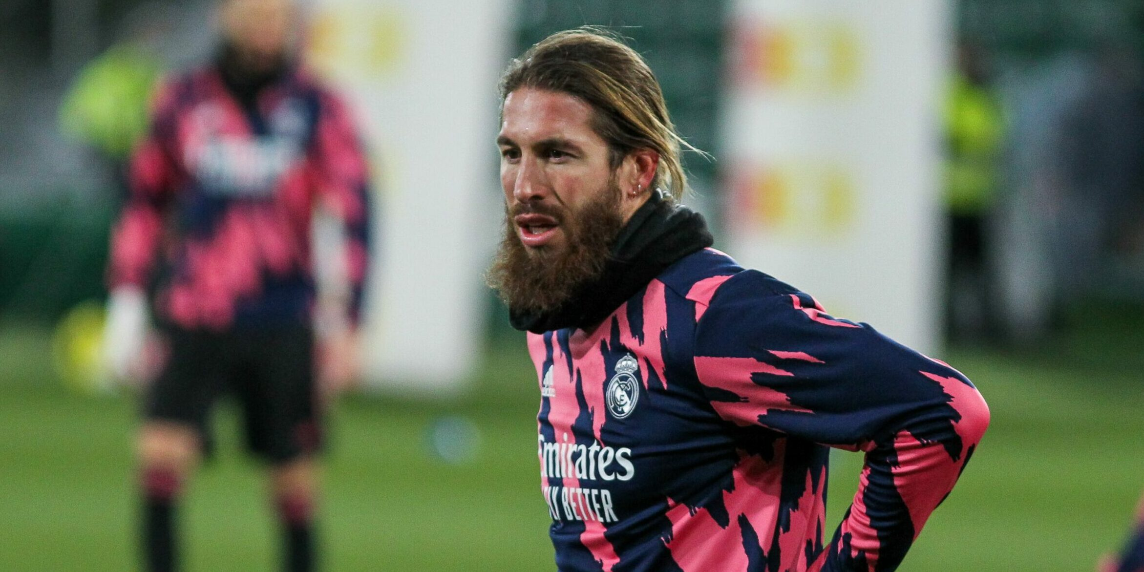 Sergio Ramos, abans d'un partit del Madrid | Europa Press